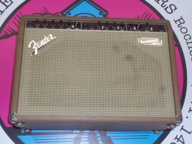 fender acoustasonic junior dsp combo amp with effects reverb. Black Bedroom Furniture Sets. Home Design Ideas