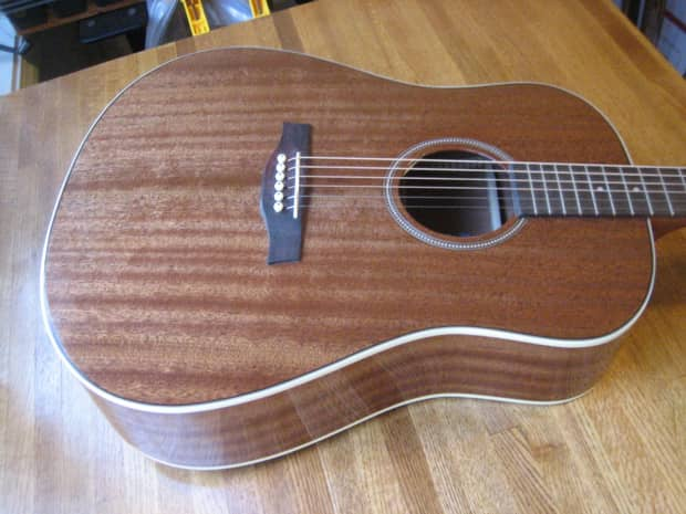 Seagull Maritime Sws All Mahogany Hg Blemished