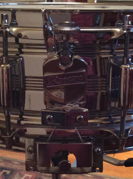 "A534 Pearl Snare drum Lug 2/"" spacing complete with tension rods"