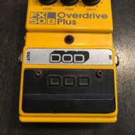 DOD FX-50B Overdrive Plus Vintage Made In USA original-series (1986)