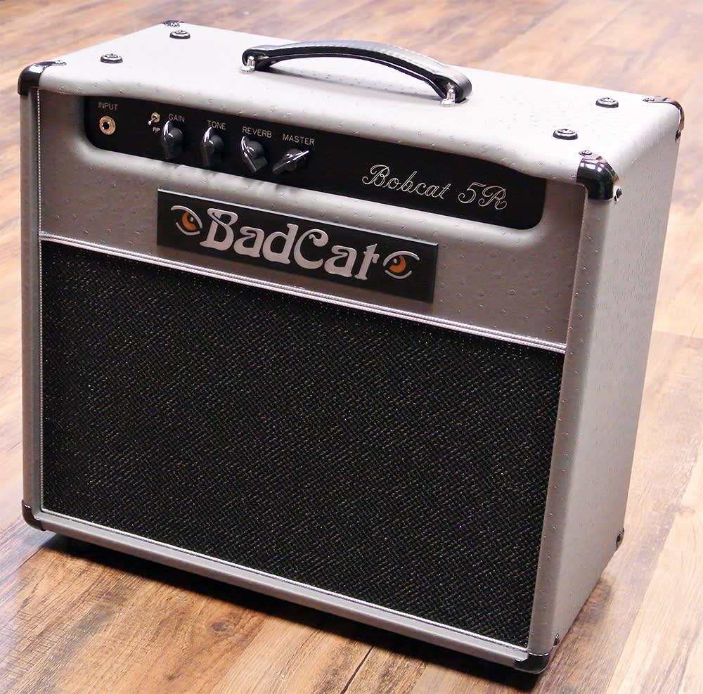 Bad Cat Amps Reviews