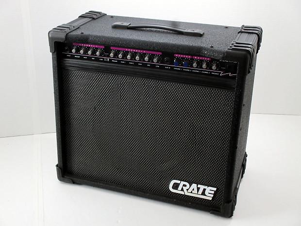 crate stealth 50 reverb. Black Bedroom Furniture Sets. Home Design Ideas
