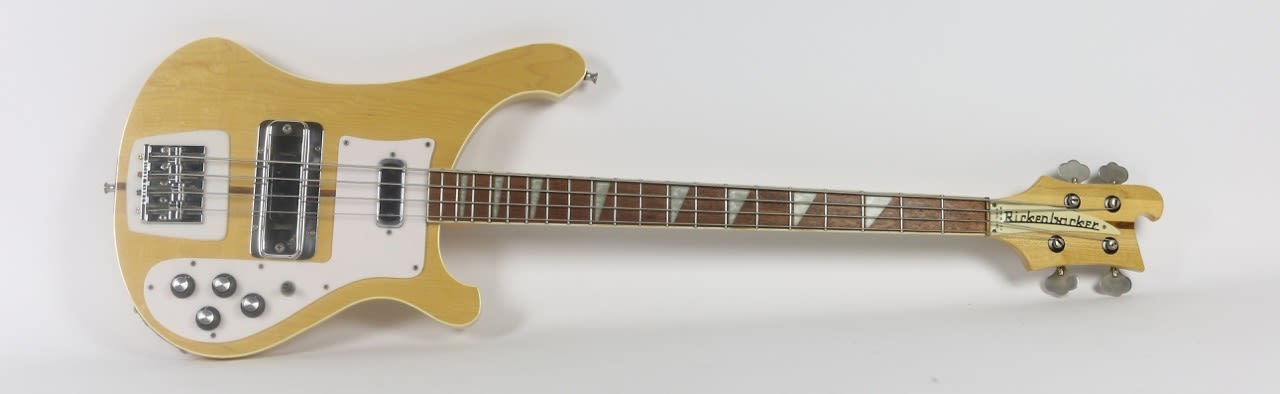 Rickenbacker 4001 1979 Mapleglo