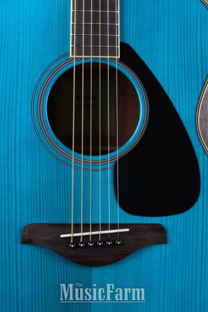 Yamaha Fs S Guitar Turquoise