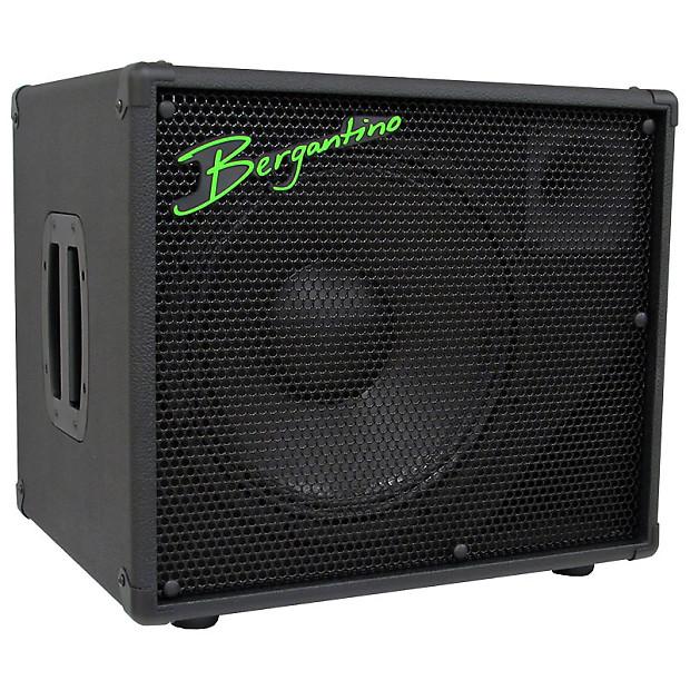 bergantino hdn112 lightweight neo bass guitar speaker cabinet reverb