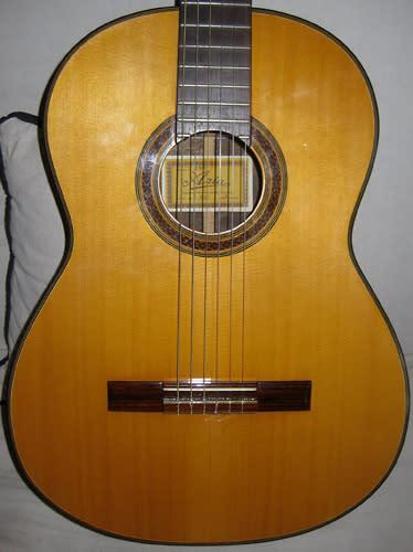 Woods Auto Sales >> Vintage Aria A587 Classical Guitar - MIJ | Reverb