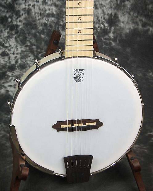 nm used deering gts6 goodtime solana 6 banjo reverb. Black Bedroom Furniture Sets. Home Design Ideas