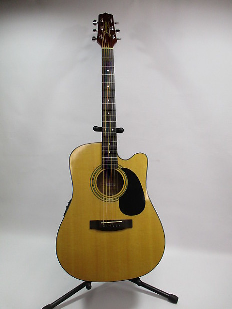 takamine jasmine es 45c electric acoustic guitar reverb. Black Bedroom Furniture Sets. Home Design Ideas