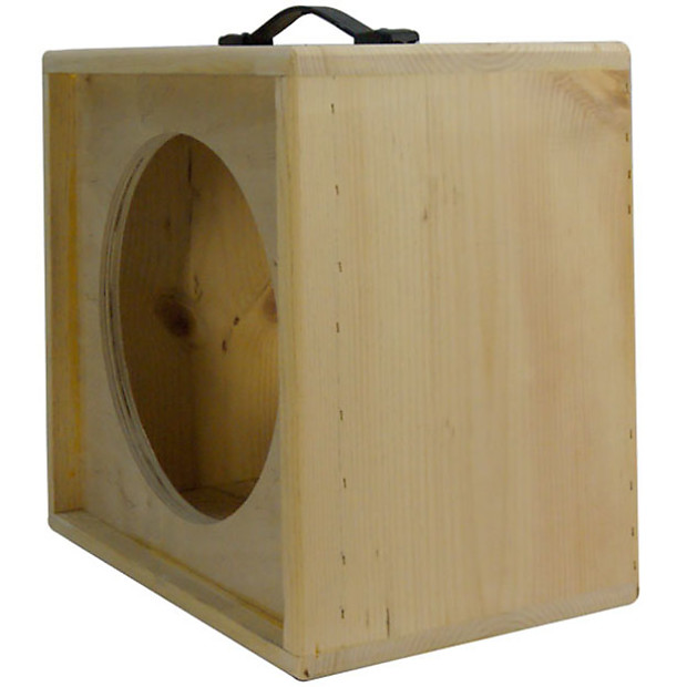 1x12 solid pine raw wood extension guitar speaker empty reverb. Black Bedroom Furniture Sets. Home Design Ideas