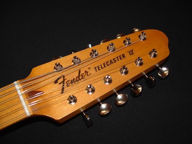 fender conversion telecaster 12 string blackguard butterscotch blonde reverb. Black Bedroom Furniture Sets. Home Design Ideas