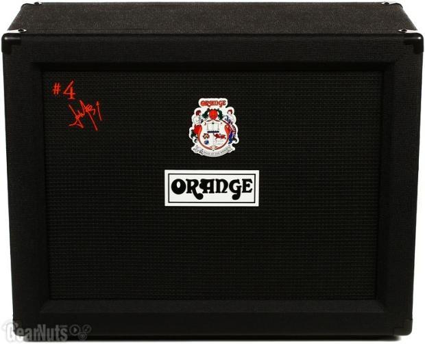 Orange Signature 4 Jim Root Ppc212 2x12 Quot 120 Watt Speaker