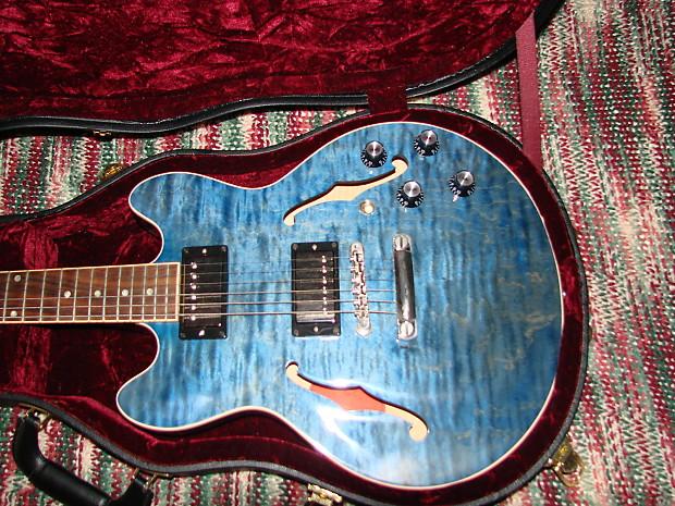 gibson es 339 blue