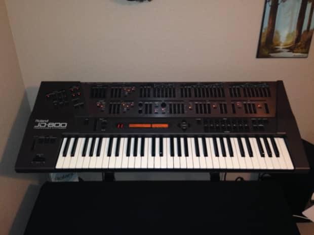Roland Jd 800 Reverb