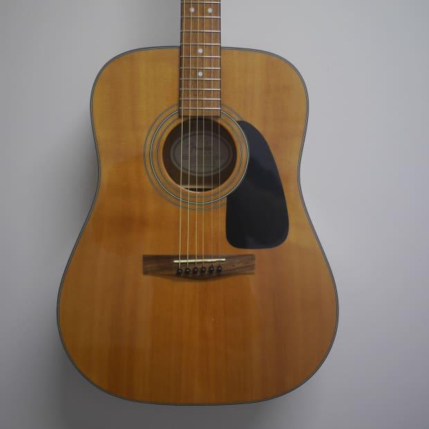 fender dg8s nat acoustic guitar used reverb. Black Bedroom Furniture Sets. Home Design Ideas