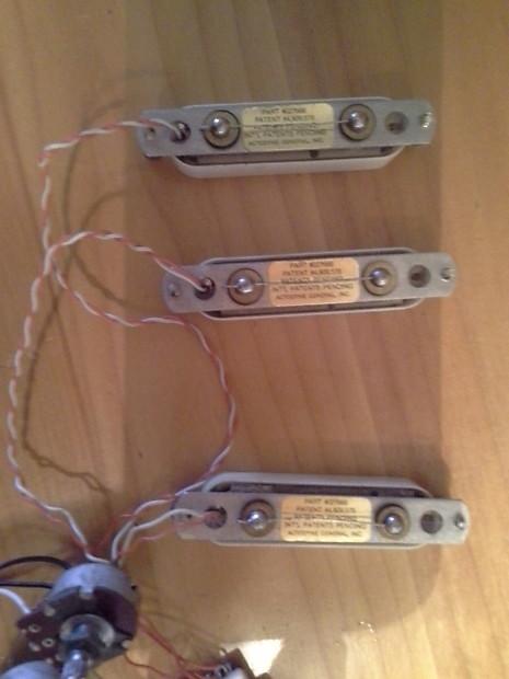 fender lace sensor gold pickups reverb. Black Bedroom Furniture Sets. Home Design Ideas