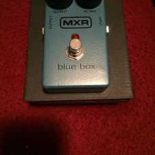 MXR Blue Box image