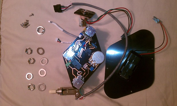 Gibson Les Paul Wiring Harness True Coil Split With 15db Boost Quick