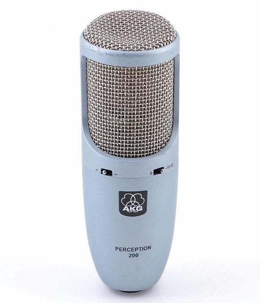 Akg Perception 200 : akg perception 200 condenser cardioid microphone mc 1550 reverb ~ Russianpoet.info Haus und Dekorationen