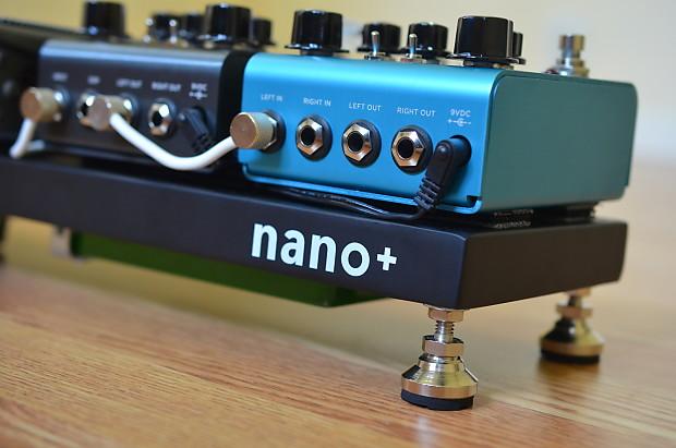 Pedaltrain Nano Plus Loaded Pedal Board Strymon Jhs