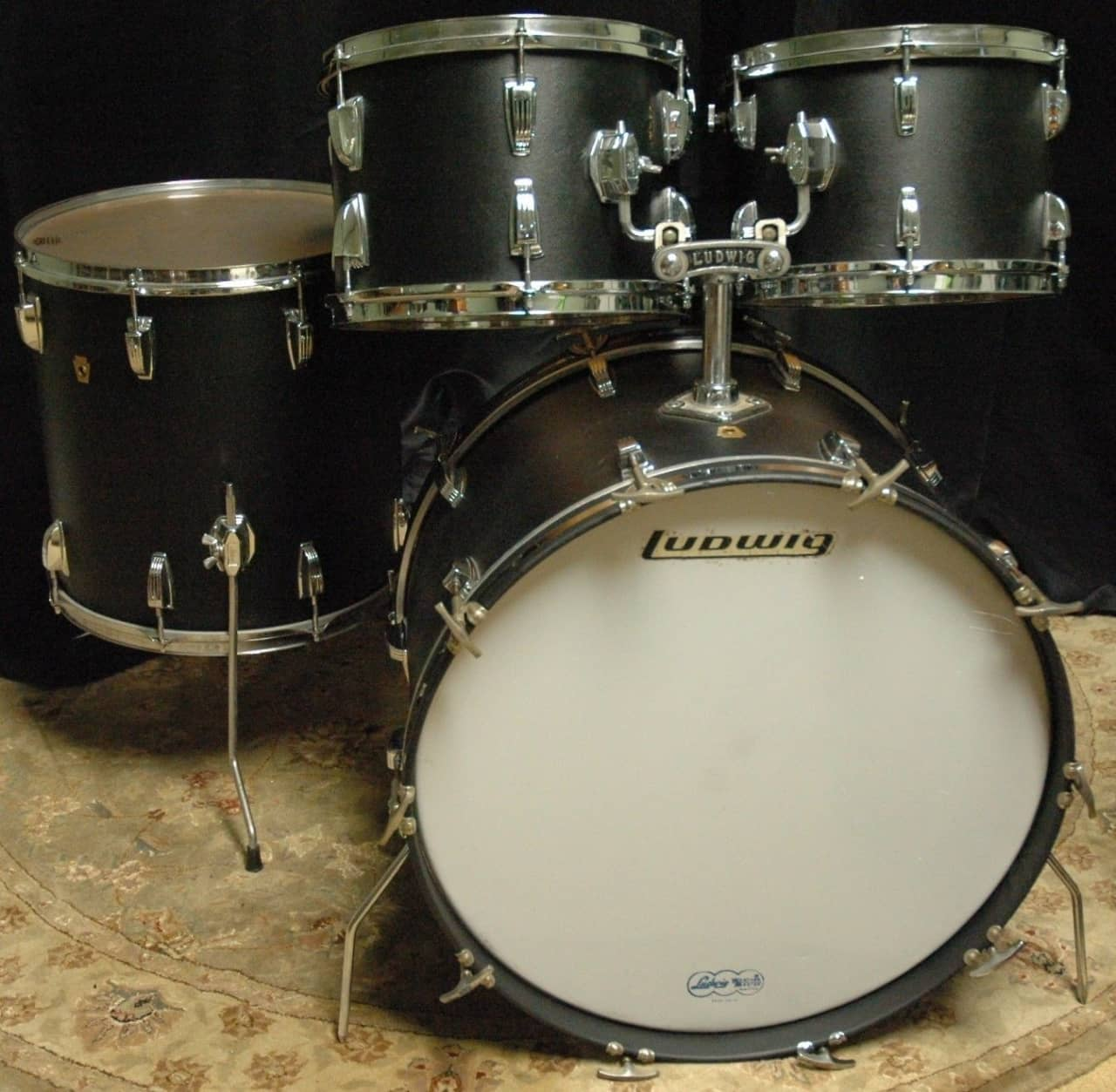 Vintage Drum Guide Yamaha