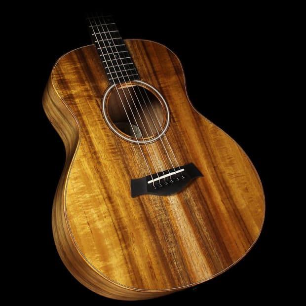 taylor gs mini e koa acoustic electric guitar reverb. Black Bedroom Furniture Sets. Home Design Ideas