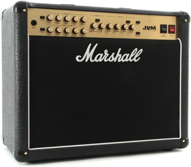 marshall jvm215c 50w 1x12 guitar combo amp reverb. Black Bedroom Furniture Sets. Home Design Ideas