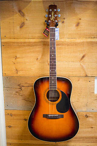 Watch Top Gear Online >> Segovia 6 String Acoustic Guitar D07G Dreadnought Sunburst ...