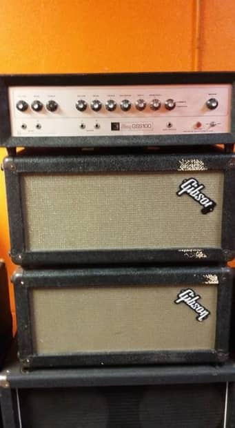 Gibson Auto Sales >> Gibson GSS100 60's Black   Reverb