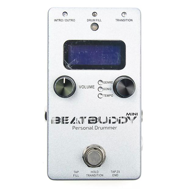 beatbuddy drum machine