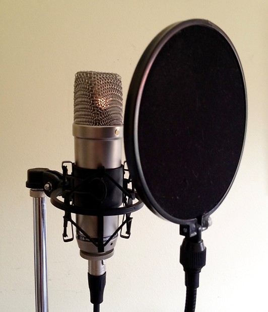 rode nt1 a bundle large diaphragm condenser mic microphone reverb. Black Bedroom Furniture Sets. Home Design Ideas