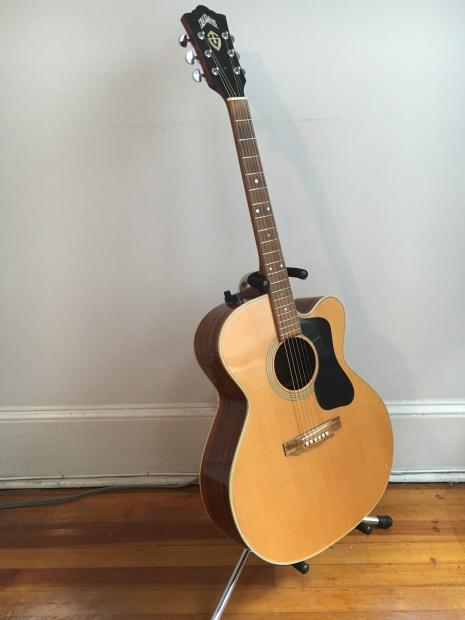 1976 takamine f366s acoustic guitar guild lawsuit made in japan w pickup and case reverb. Black Bedroom Furniture Sets. Home Design Ideas