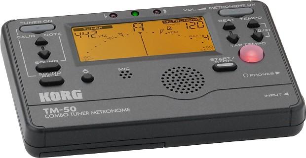 Korg TM-50BK