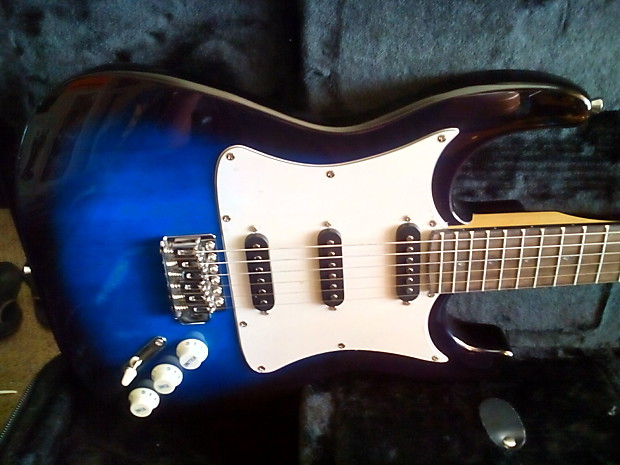 Randy Jackson American Tribute Limited Edition Electric ...