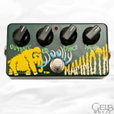 Zvex Vexter Series Wooly Mammoth Bass Fuzz Effect Pedal - VWM image