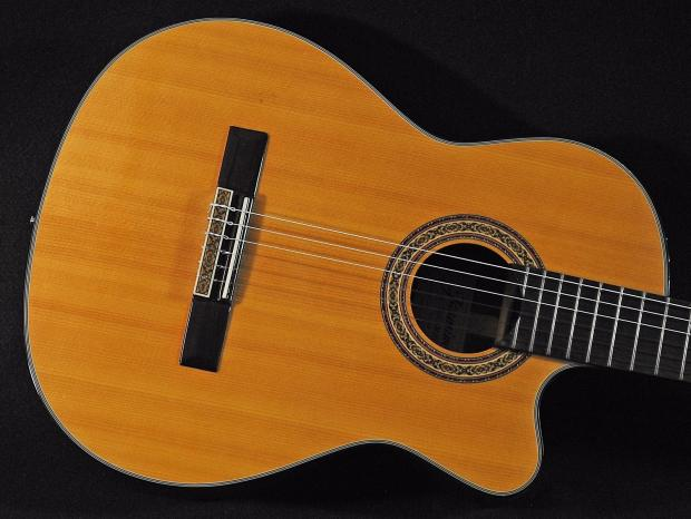 jasmine by takamine tc30c classical acoustic electric guitar reverb. Black Bedroom Furniture Sets. Home Design Ideas