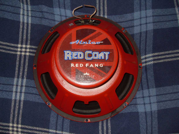 """Petes Auto Sales >> Eminence Red Fang Alnico 12"""" 8ohm 50W 