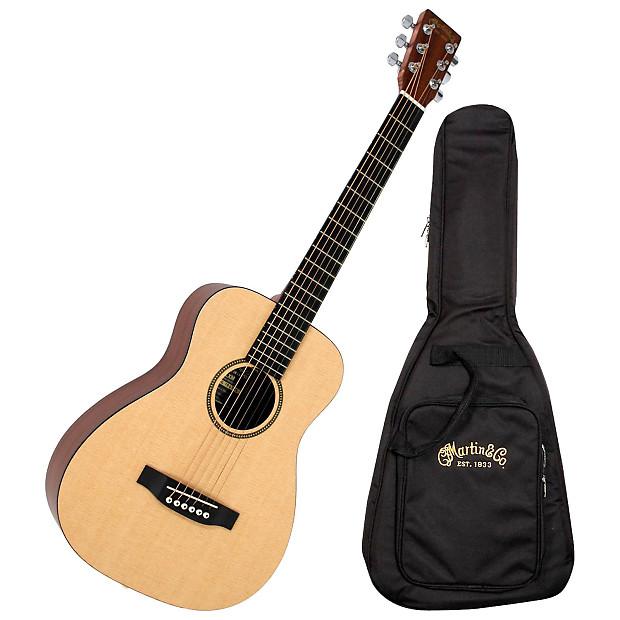 martin lxm little martin acoustic guitar with gig bag reverb. Black Bedroom Furniture Sets. Home Design Ideas