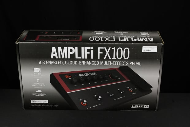 line 6 amplifi fx100 manual