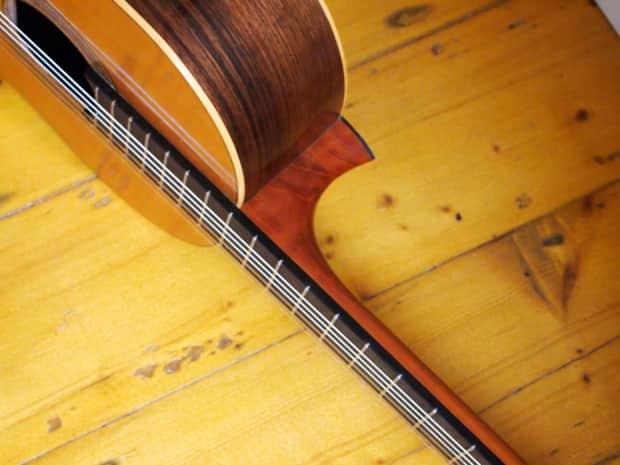 Vintage Luthier Aa Jones Concert Classical Guitar Reverb