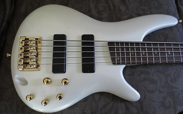 ibanez sr535 5 string bass bartolini pickups mint reverb. Black Bedroom Furniture Sets. Home Design Ideas