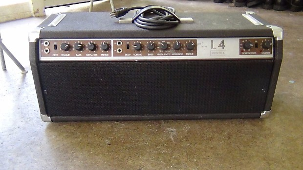 lab series l4 amplifier head hard to find vintage amplifier reverb. Black Bedroom Furniture Sets. Home Design Ideas
