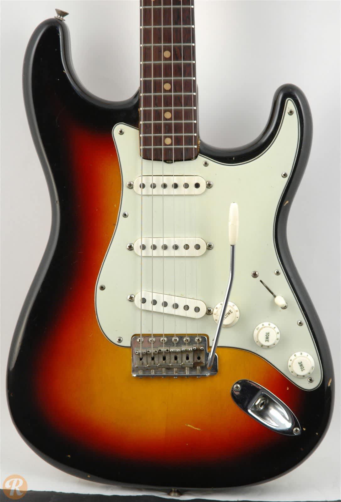 Fender Stratocaster 1962 Sunburst Price Guide Reverb