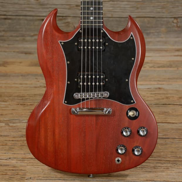 gibson sg special faded 2003 s328 reverb. Black Bedroom Furniture Sets. Home Design Ideas