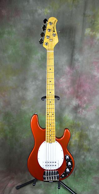 music man stingray 5 string bass orange reverb. Black Bedroom Furniture Sets. Home Design Ideas