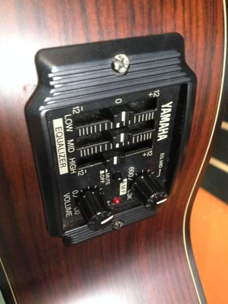 Yamaha Cg Cce