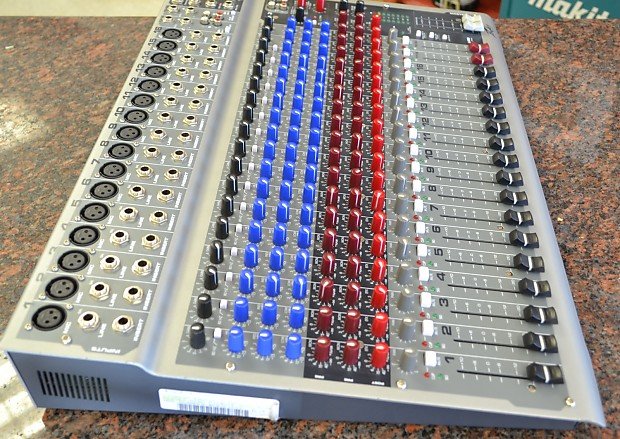 Peavey Pv20 Usb 20 Channel Mixing Console Dj Mixer Reverb
