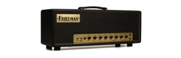 friedman smallbox reverb. Black Bedroom Furniture Sets. Home Design Ideas