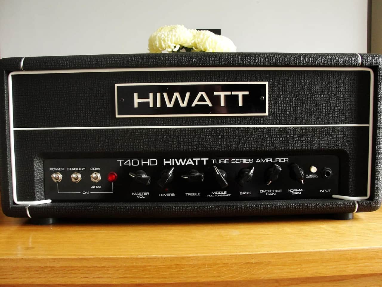 hiwatt t40 hd tube series amplifier reverb. Black Bedroom Furniture Sets. Home Design Ideas
