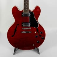 <p>Gibson  ES-335 Dot 2003 Trans Red</p>  for sale