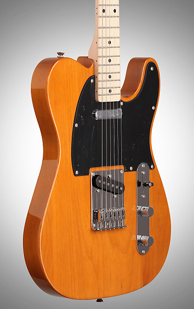 Affinity Telecaster Wiring Diagram : Squier affinity telecaster special maple butterscotch